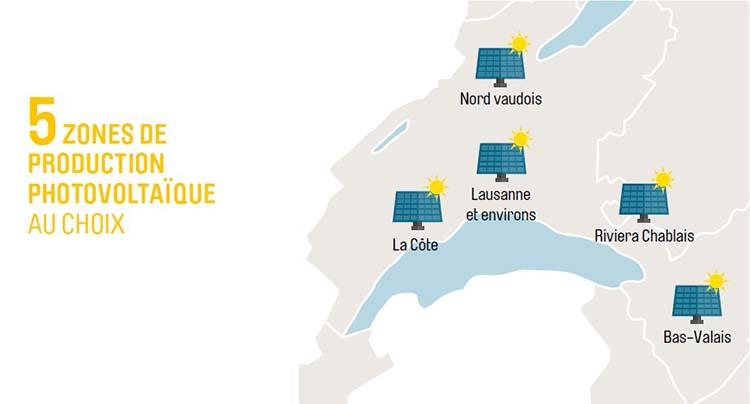 Terre d'ici - Production solaire